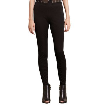 Lauren Ralph Lauren Keslina Side Zip Pant in Black