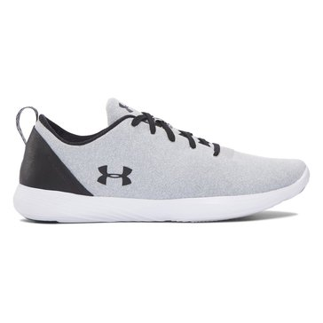 Under Armour Street Precision Sport Low Women's Training Shoe Gray Matter/ White/ Black