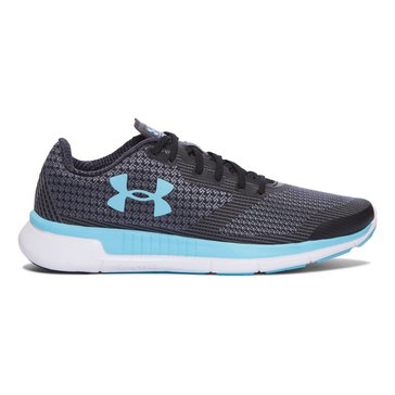 Under Armour Charged Lightning Women's Running Shoe Rhino Gray/ Black/ Venetian Blue