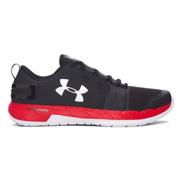 Under Armour Commit TR Men's Training Shoe Black/ Red/ White