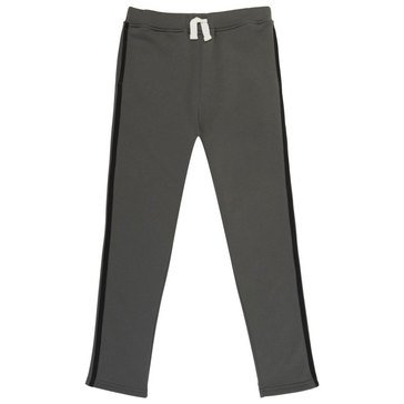 French Toast Toddler Boys' Fleece Jogger Pants, Grey