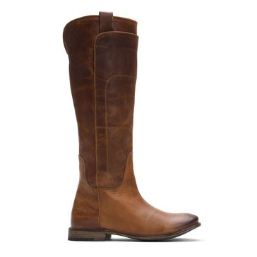 Frye Paige Women's Tall Riding Boot Cognac
