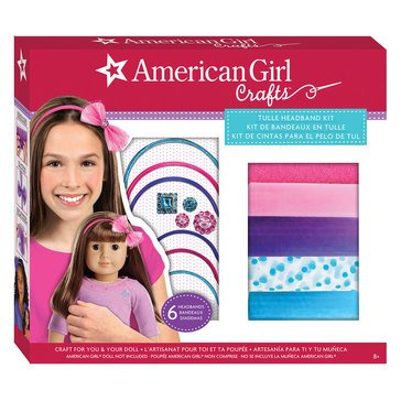 American Girl Tulle Headband Kit