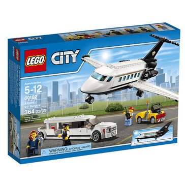 LEGO City Airport VIP Service (60102)