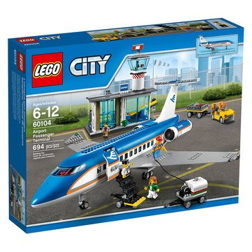 LEGO City Airport Passenger Terminal (60104)