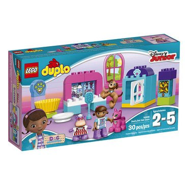 LEGO Duplo Doc McStuffins' Pet Vet Care (10828)