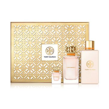 Tory Burch Signature Luxe Set