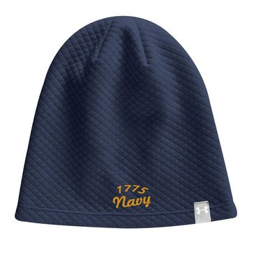 Under Armour Women's 1775 Navy Diamond  Tough  Beanie