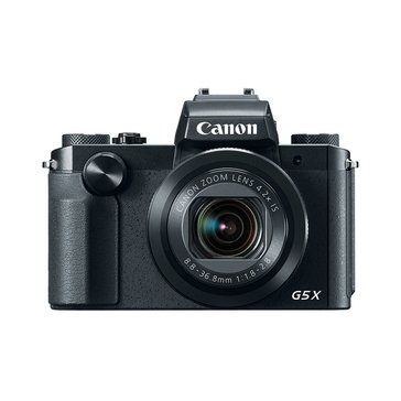 Canon Powershot G5X 20.2MP Digital Camera with Built-in WiFi (0510C001)
