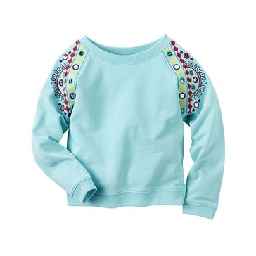 Carter's Toddler Girls' French Terry Top