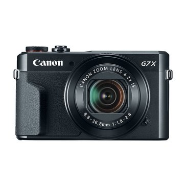 Canon PowerShot G7X Mark II 20.1MP WiFi Digital Camera (1066C001)