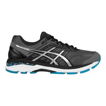 Asics GT-2000 5 (4E) Men's Running Shoe Carbon/ Silver/ Island Blue
