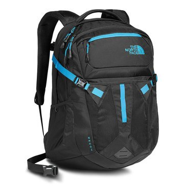 The North Face Recon Backpack - Black/Hyper Blue