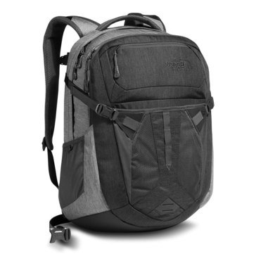 The North Face Recon Backpack - DarkGreyHeather/Medium Grey Heather