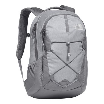 The North Face Jester Backpack - GreyDarkHeather/ZincGrey