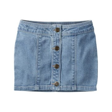 Carter's Little Girls' Denim Skirt
