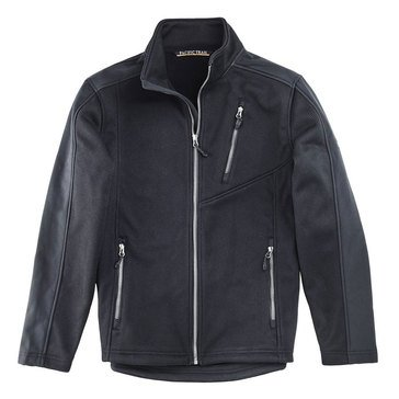 Pacific Trail Softshell Sweater Black Jacket