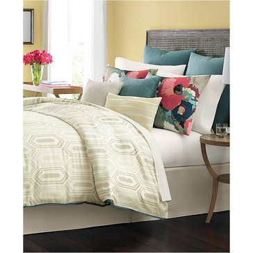 Martha Stewart Collection Ellington 10-Piece Comforter Set - Queen