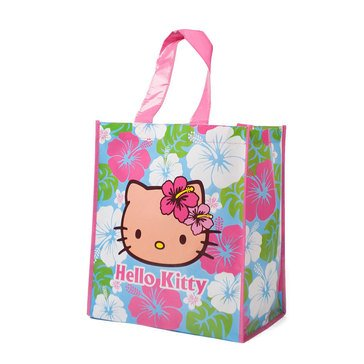 Hello Kitty Hawaii Reusable Shopping Bag, Hula