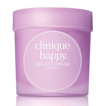 Clinique Happy Gelato Cream For Body - Sugar Petals