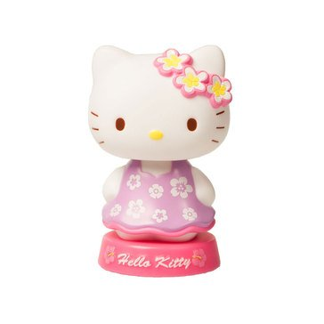 Hello Kitty Hawaii Bobble Head, Muumuu