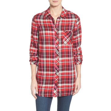 Kut From The Kloth Collin Plaid Shirt