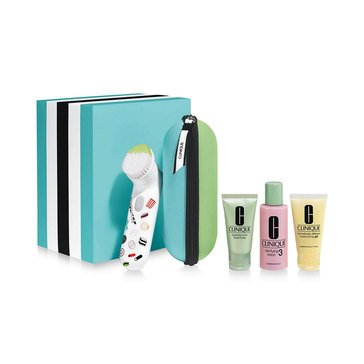 Clinique Cleansing Brush Set B III/IV
