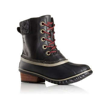 Sorel Slimpack II Lace Women's Boot Black