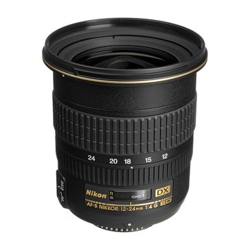 Nikon AF-S DX Zoom Nikkor 12-24mm F/4G IF-ED Lens (2144)