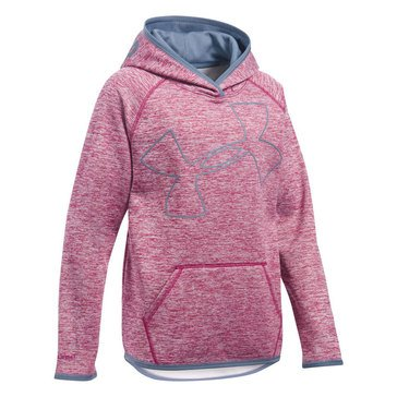 Under Armour Big Girls' Storm Big Logo Hoodie