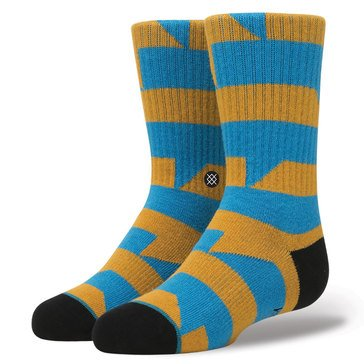 Stance Little Boys' Pointer Crew Socks, Size 2.5-5