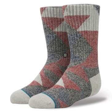 Stance Little Boys' Towers Crew Socks, Size 2.5-5