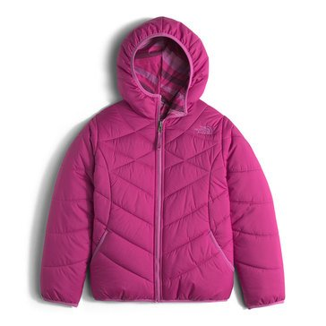 The North Face Big Girls' Perrito Jacket, Roxbury Pink