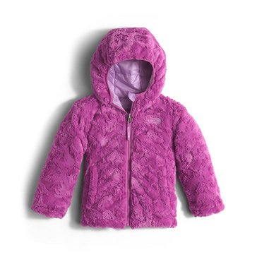 The North Face Toddler Girls' Mossbud Swirl Jacket, Lupine