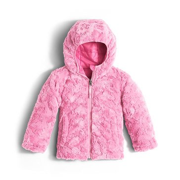 The North Face Toddler Girls' Mossbud Swirl Jacket, Cha Cha Pink
