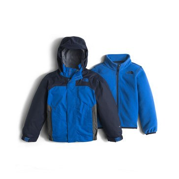 The North Face Toddler Boys' Vortex Triclimate System Jacket, Jake Blue