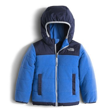 The North Face Toddler Boys' Reversible True or False Jacket, Jake Blue