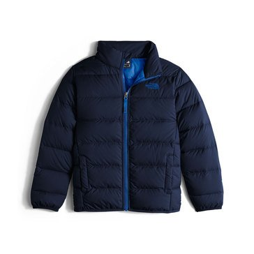The North Face Boys' Heavy Weight Andes Jacket, Cosmic Blue