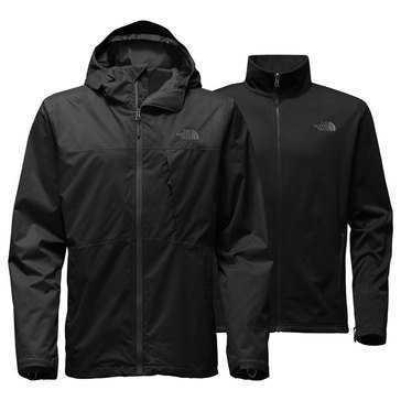 The North Face Men's Arrowood Tricliamte Jacket Black