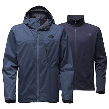 The North Face Men's Arrowood Triclimate Jacket Blue
