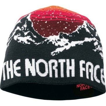 The North Face Boys' Anders Glow in Dark Beanie, TNF Black