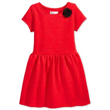 Epic Thread's Little Girls' Text Knit Dress