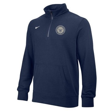 Nike Men's  Navy Seal  Stadium  Club  1/4 Zip