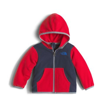 The North Face Baby Boys' Fleece Zip Hoodie, Cosmic Blue