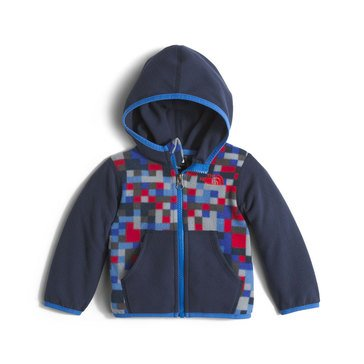 The North Face Baby Boys' Glacier Fleece Hoodie, Jake Blue
