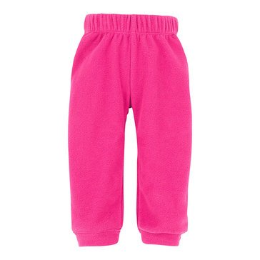 The North Face Baby Girls' Glacier Fleece Pants, Pink