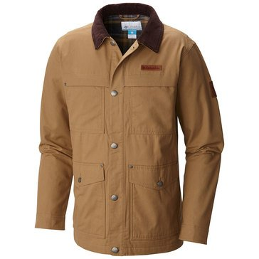 Columbia Men's Loma Vista Flannel Lined Delta Jacket