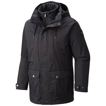 Columbia Men's Horizon Pine Black Jacket