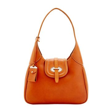 Dooney and Bourke Florentine Large Hobo Natural