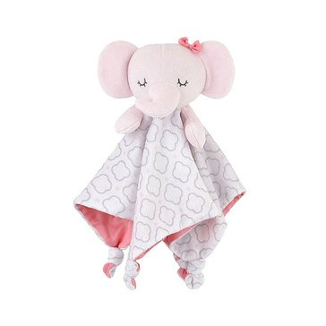 Gerber Baby Girls' Security Blanket, Elephant